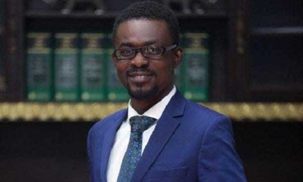 Nana Appiah Mensah laughs off reports of his Presidential ambition; calls for support for the President