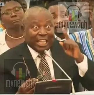 I was stating a perception when I called Mahama corrupt- Amidu explains