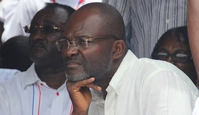 Ken Agyapong exposes Agric Minister on 750,000 jobs