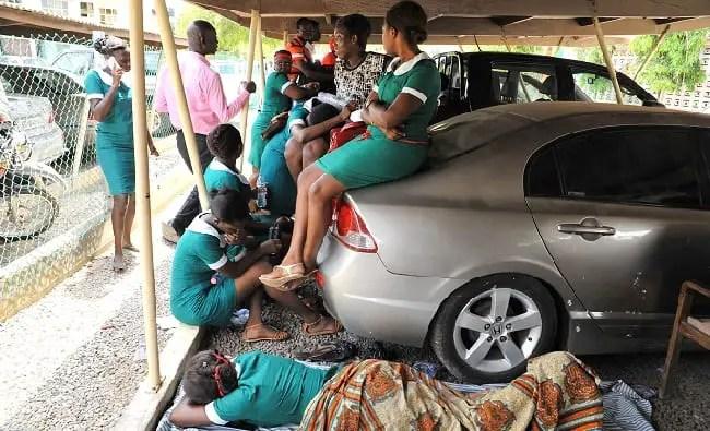 Lack of effective communication caused nurses picketing – John Kumah