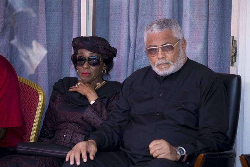 Kennedy Agyapong fingers Rawlings and wife in 'dubious' airport contract