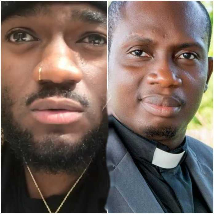 Video: Slap Lutterodt, record video and send to me for $200- Chase; Lutterodt replies