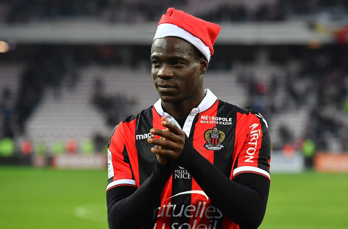UCL: Money allows you to buy great players but not a team, Balotelli trolls PSG