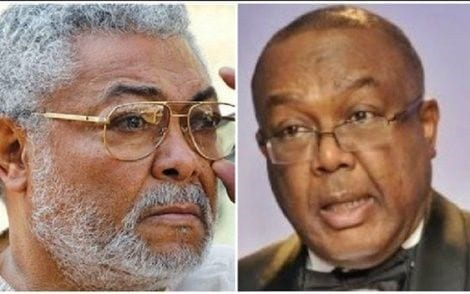 Funding Mills' campaign, 419, Nigeria; Victor Smith explains his fallout with Rawlings