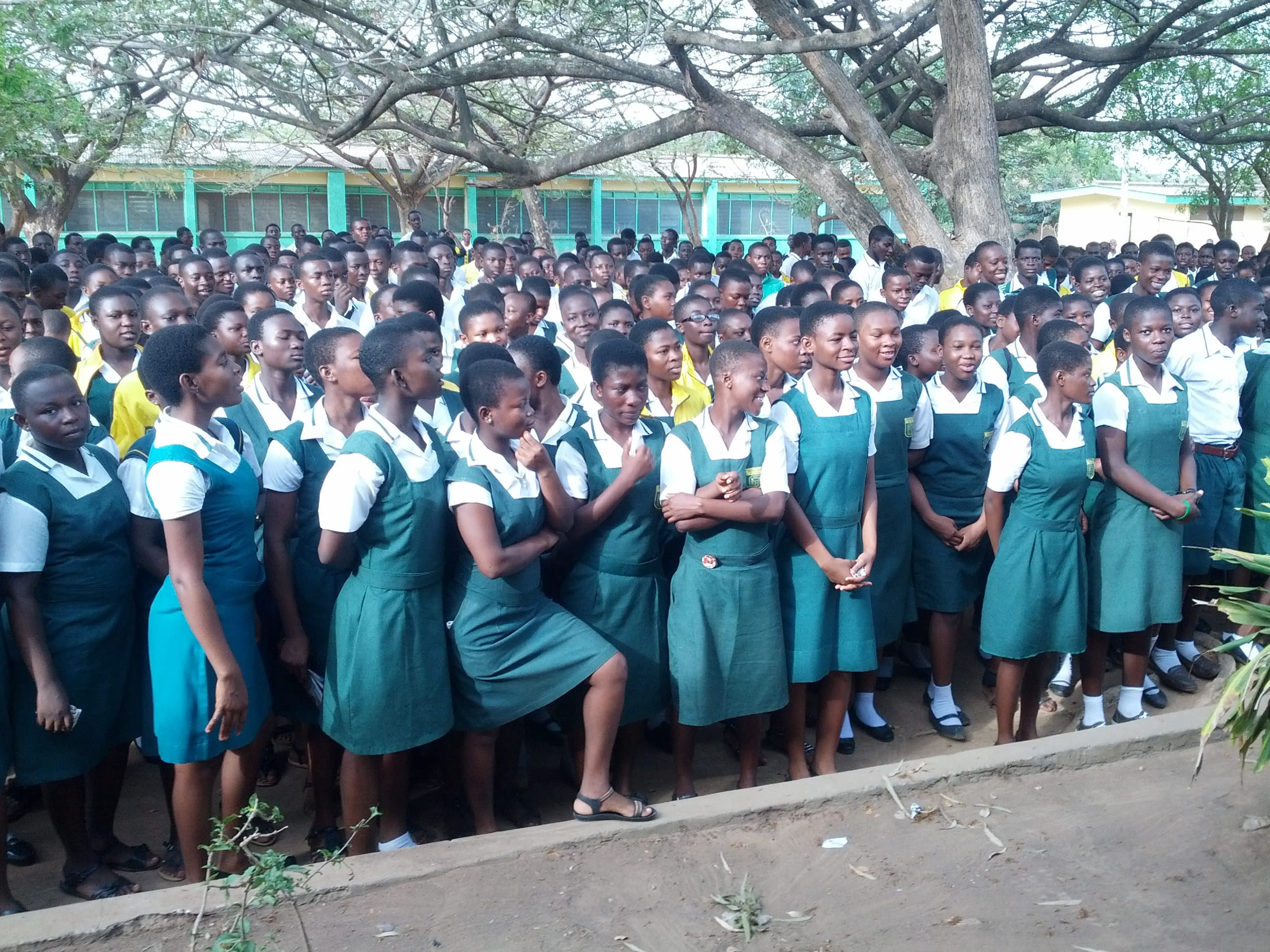 Government reduces school fees by 50% for 3rd year SHS students