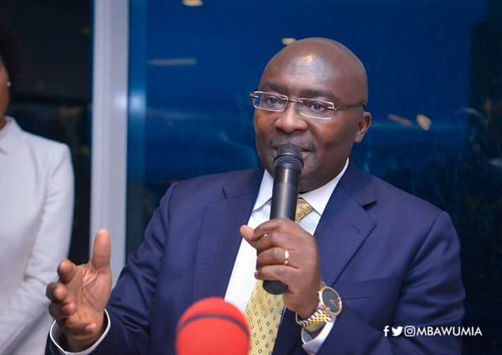 Dr Bawumia woos Silicon Valley for Ghana ICT firms; addresses Stanford University