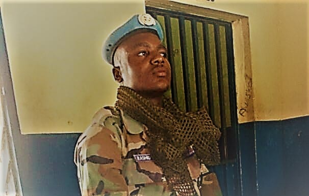 Fake military commander and his militia arrested at Peduase lodge