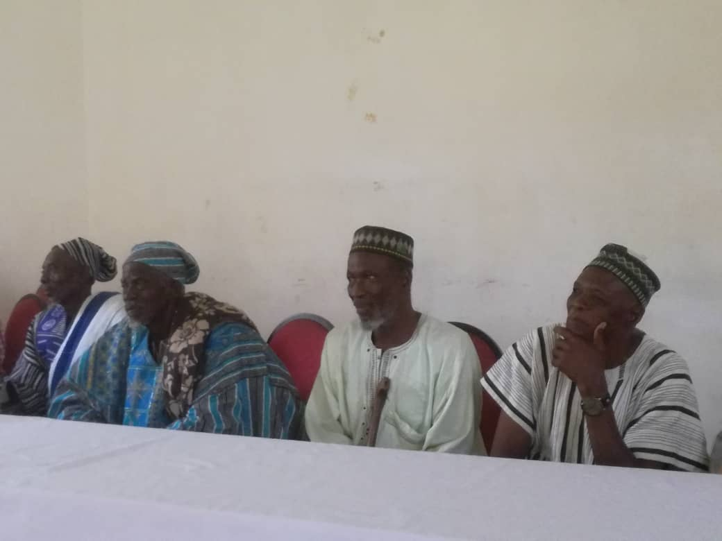 We want to be part of new region-Chiefs and elders of Mamprusi Communities plead