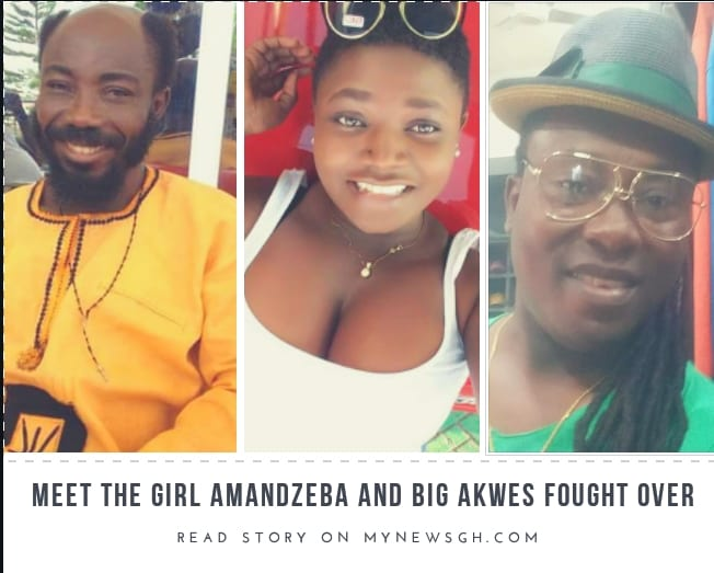 How Luv FM's Amandzeba and Big Akwes 'exchange blows' over Safina Haroun