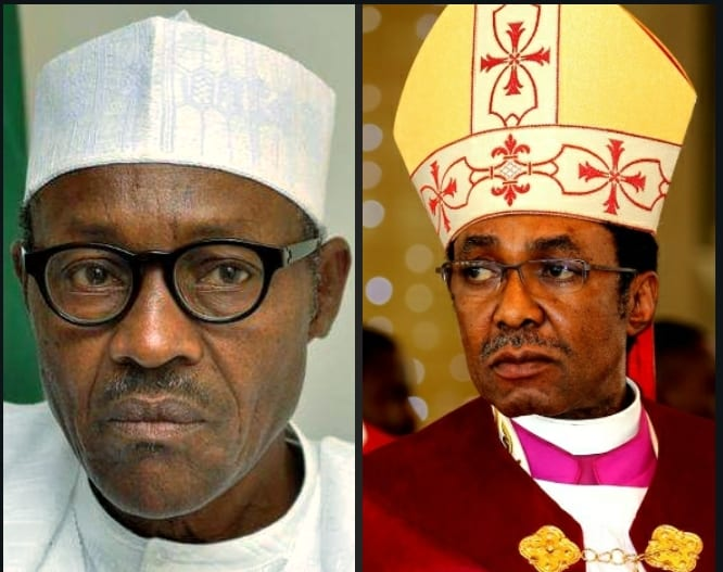 Giving Buhari a 2nd term will be total Disaster for Nigeria- Enugu Archbishop