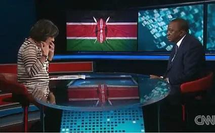 Kenya, Kenyans not ready to accept homosexuality- Uhuru Kenyatta tells CNN