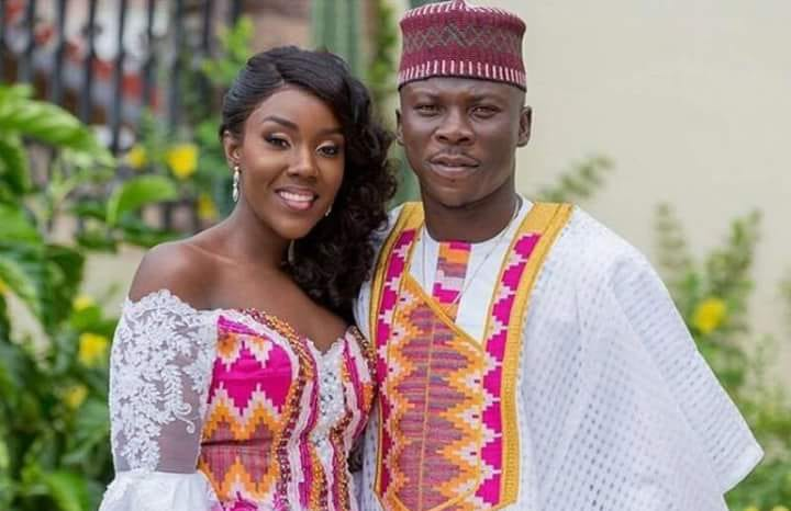 Stonebwoy explains how he met his wife after a KNUST performance