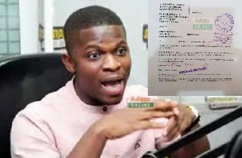 Suing me won't shut me up; you're still 'corrupt'- Sammy Gyamfi replies Alfred Obeng