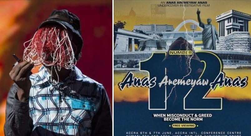 GFA officials 'clandestinely' initiate  court moves to stop Anas latest exposé?