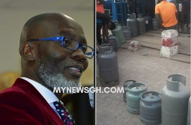 LPG operators' planned strike is an affront to change and progress- Gabby