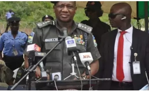 Nigeria's IGP TRANSMISSION, TRANSMISSION video, is it real? See explanation here