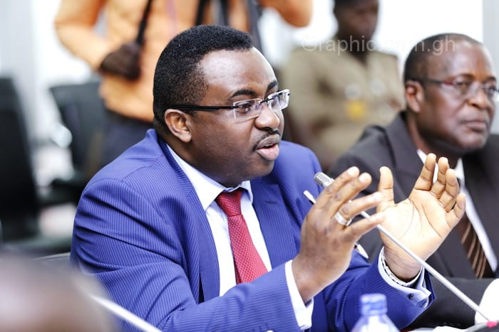 MMI Contract actually cost only GH¢300,000; not GH¢4.6billion- Fmr Deputy Governor clarifies