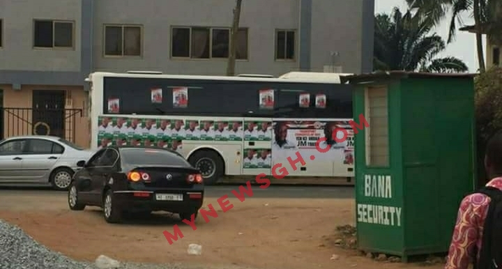 275 Buses: NDC can 'borrow' my idea to help their 'crowd renting' – Freddy Blay