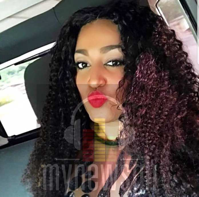 Throw Back: 5 EXCLUSIVE Pictures of the LADY who 'scattered' ASAMOAH GYAN's marriage and WHY 1