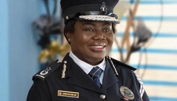 Director General of Police Criminal Investigation Department (CID) DCOP Maame Tiwaah Addo-Danquah
