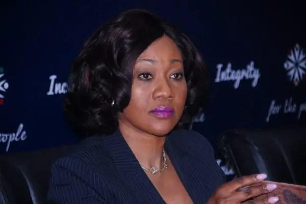 Mrs Jean Mensah EC Boss