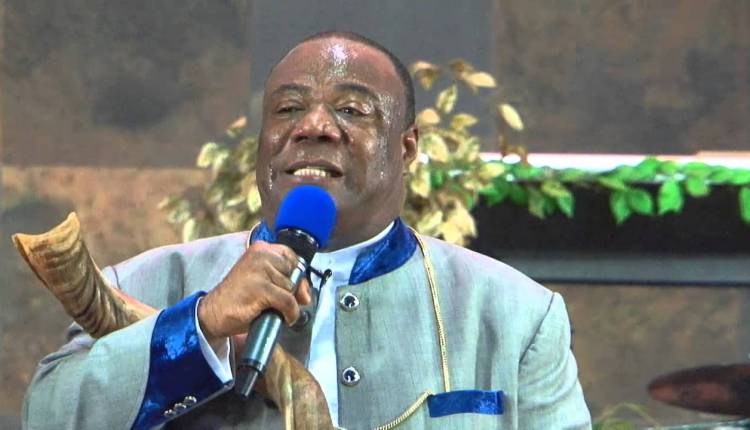 Arch Bishop Duncan Williams