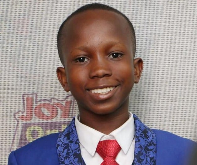 Image result for 12-year-old boy who gained admission at University of Ghana/citi tv