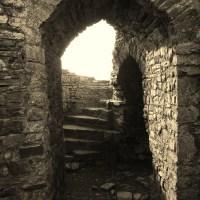 Portals 24: door, steps