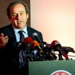 Eufa president Michel Platini stands firm on 'white card' policy