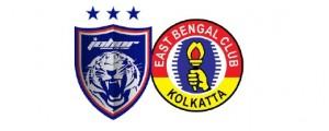 jdt vs east bengal 2015,