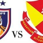 Live streaming jdt vs Selangor 21/2/2015