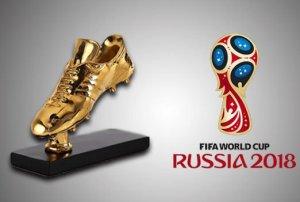 KASUT EMAS 2018, golden boot world cup 2018,