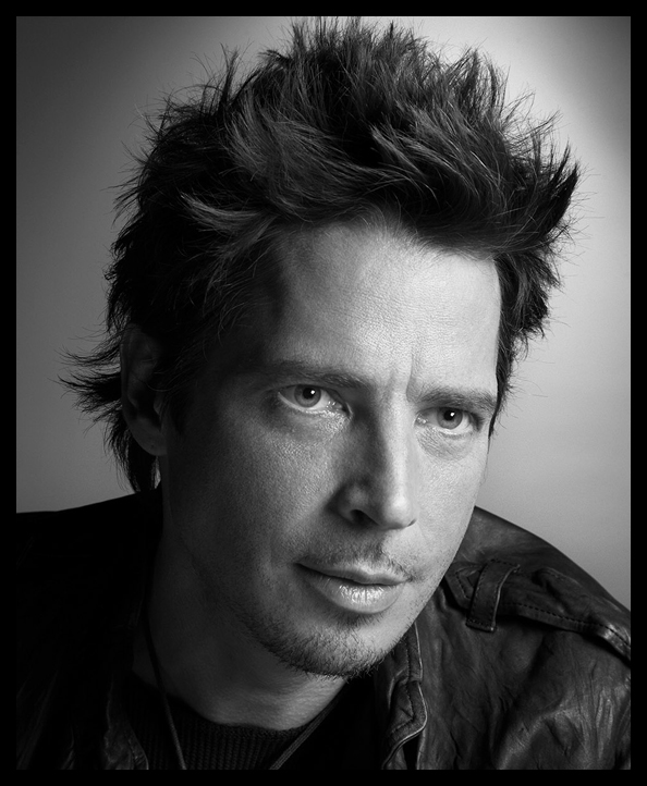 Chris Cornell MY NEXT HAIRSTYLE