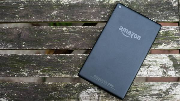 Amazon Fire HD 8 Build Quality