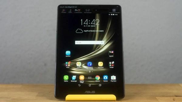 ASUS ZenPad 3 8.0 Software