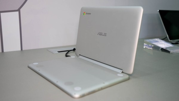 ASUS Chromebook Flip C101 Convertible
