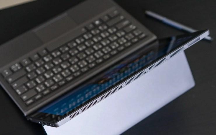 Lenovo MIIX 520 fans