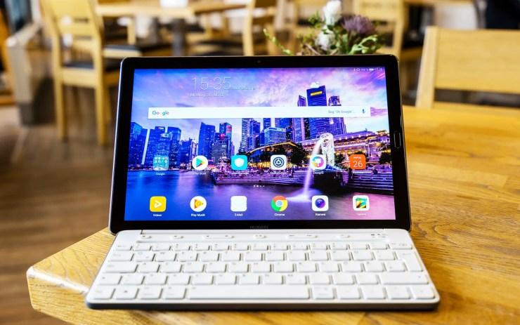 Huawei MediaPad M5 10 Test