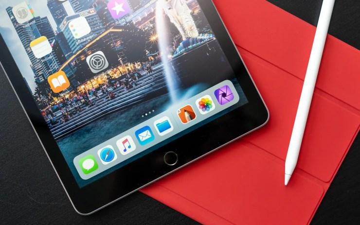 iPad 2018 tested