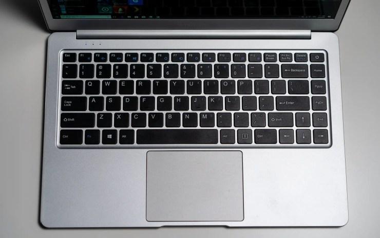 Teclast F7 keyboard