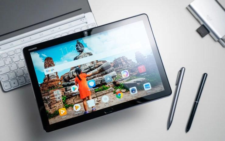 Huawei MediaPad M5 Lite 10 display