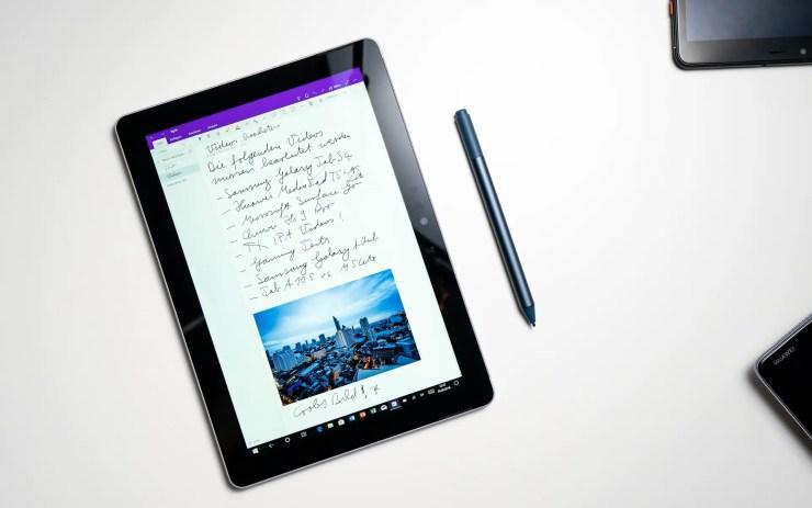 Microsoft Surface Go stylus