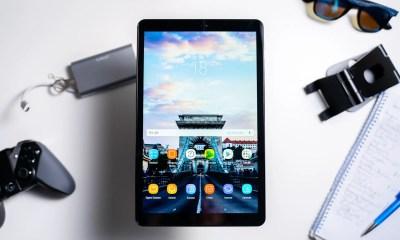 Samsung Galaxy Tab A 10.5 Test