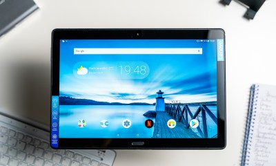 Lenovo Tab P10 display