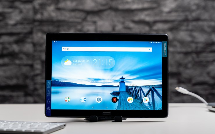 Lenovo Tab P10 review