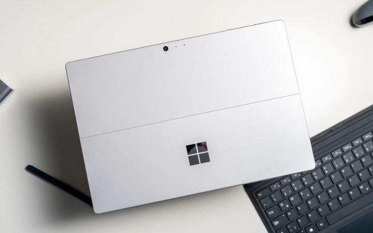 Microsoft Surface Pro 6 Build Quality