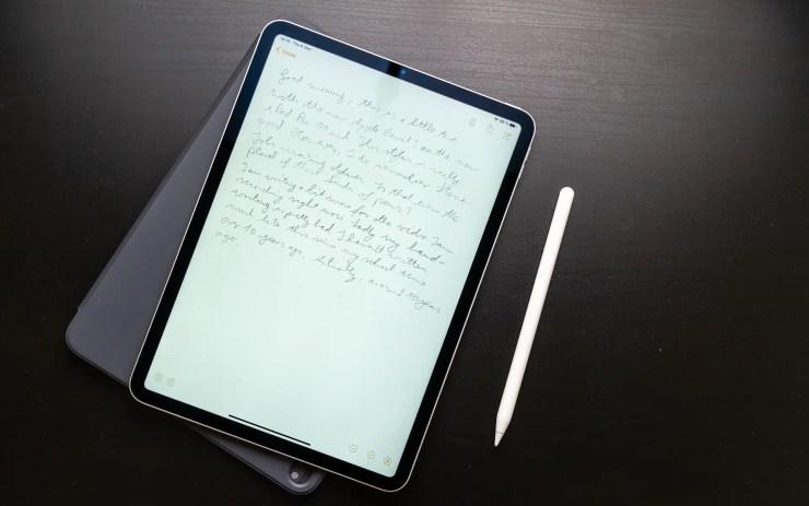 iPad Pro 11 with Apple Pencil 2