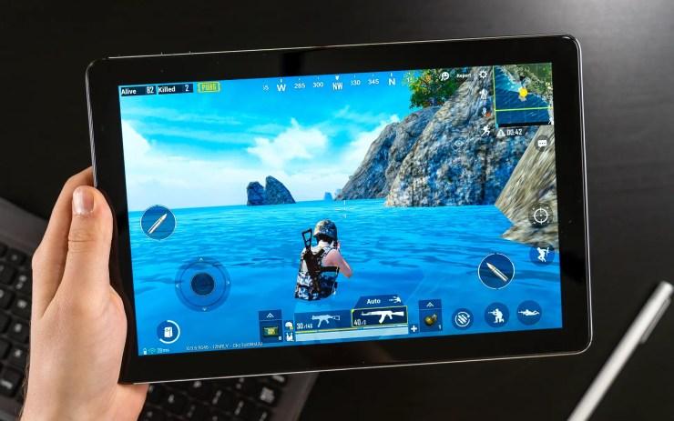 Chuwi Hi9 Plus gaming