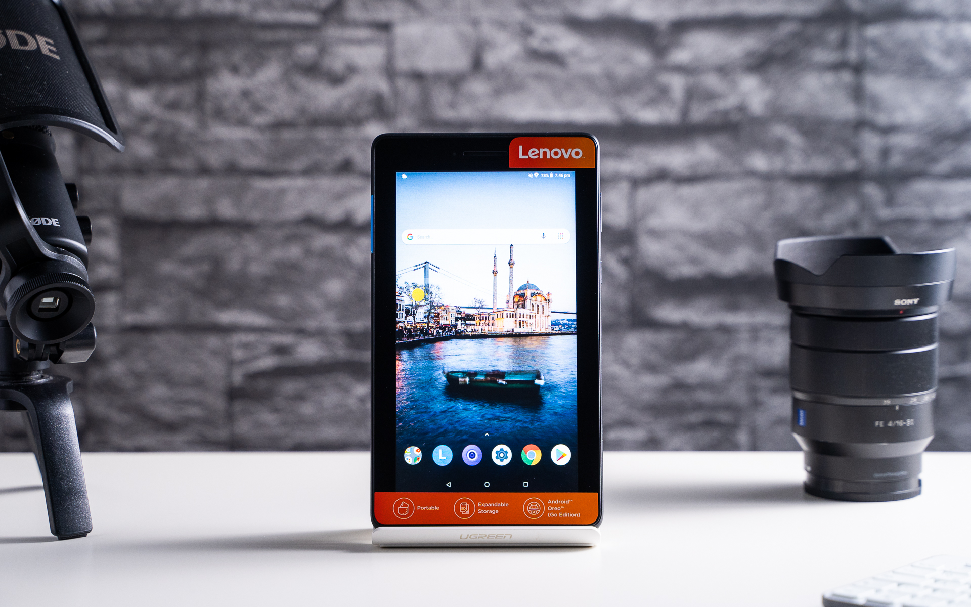 Lenovo Tab E7 Review: How Good Is This 50$ Tablet? • MyNextTablet