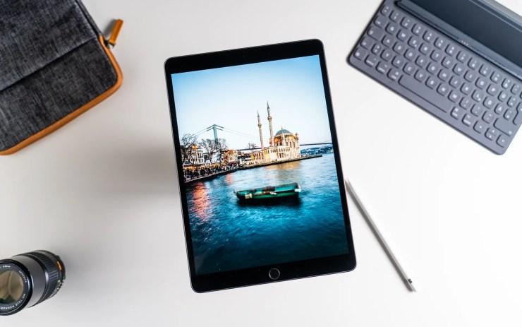 iPad Air 2019 display